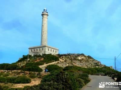 Calblanque y Calnegre - Cabo Tiñoso; viajes culturales, Murcia Cabo de Palos;viajes febrero